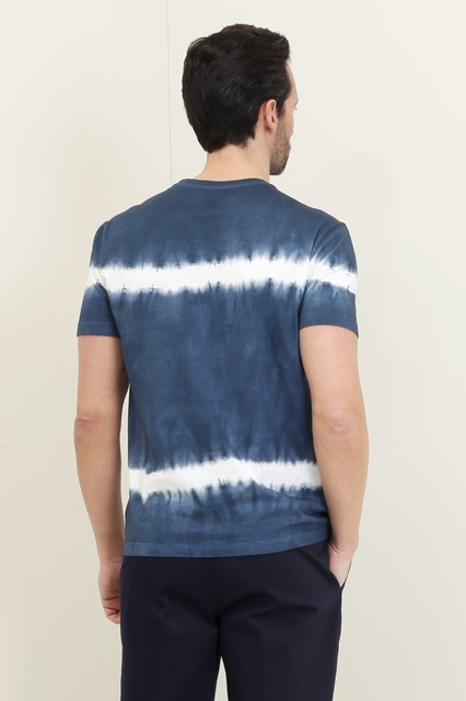 Ballantyne Classic Diamond tie-dye T-shirt