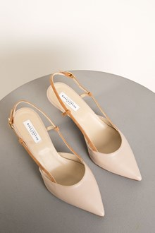 Ballantyne Pumps in pelle bicolor