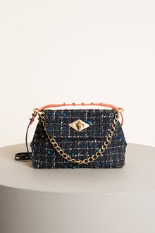 Ballantyne Blue Micro Diamond bag