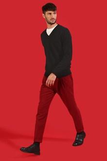 Ballantyne Pullover in cashmere nero