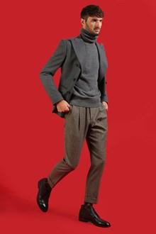 Ballantyne Dolcevita in cashmere color Derby Grey