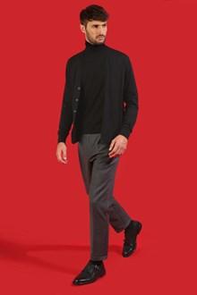 Ballantyne Dolcevita in lana merinos leggera nera