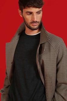 Ballantyne Pullover in lana merinos leggera