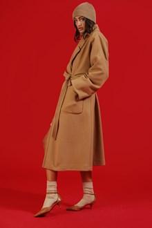 Ballantyne Cappotto vestaglia over in lana cashmere