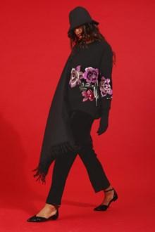 Ballantyne Pullover intarsio floreale al rovescio