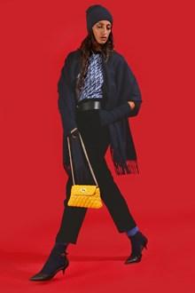 Ballantyne Pullover girocollo in lana pettinata e seta