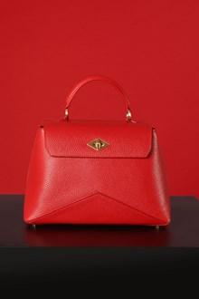 Ballantyne Diamond Small bag in Ruby color
