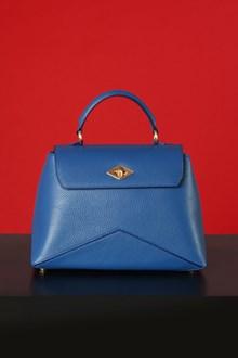 Ballantyne Diamond Small bag in Electric Blue color