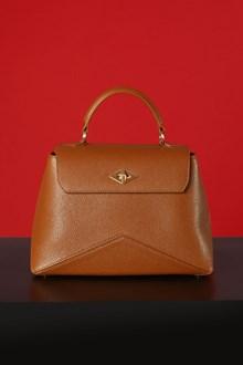 Ballantyne Diamond Small bag in Camel color