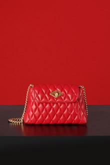 Ballantyne Diamond Mini bag in Ruby color