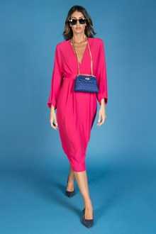 Ballantyne MIDI CADY DRESS