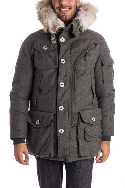 parajumpers wool down