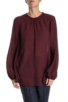 Ballantyne Silk crepe blouse