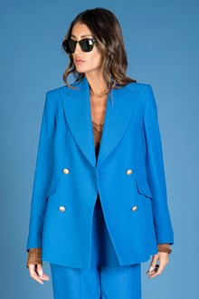 Ballantyne double-breasted tailored blazer