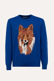 Ballantyne FOX INLAY PULLOVER