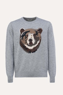 Ballantyne BEAR INLAY PULLOVER