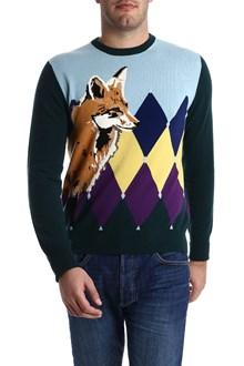 Ballantyne Maglia in cashmere (Capsule Collection Diamond Fox)
