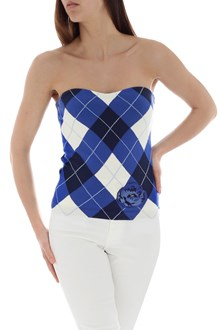 Ballantyne Top fantasia argyle