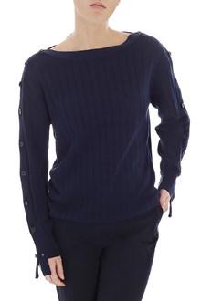 Ballantyne Dark blue sweater