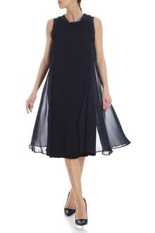 Ballantyne Navy blue long dress