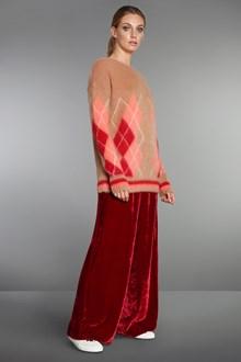 Ballantyne Silk velvet straight trousers