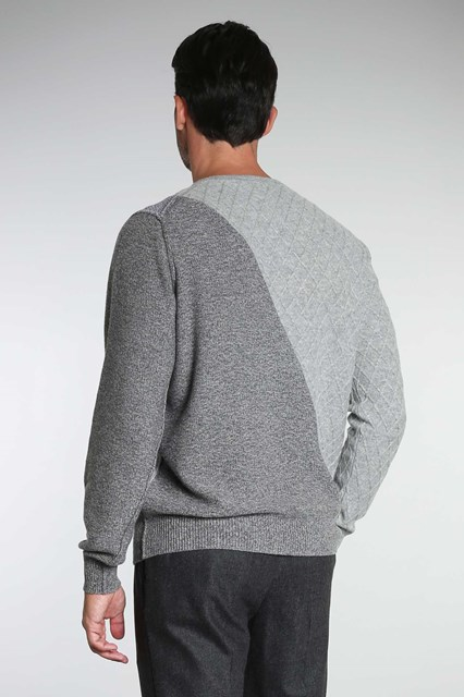 Ballantyne Classic diamond Lab pullover
