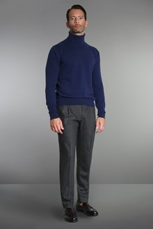 Ballantyne Brushed cashmere turtleneck