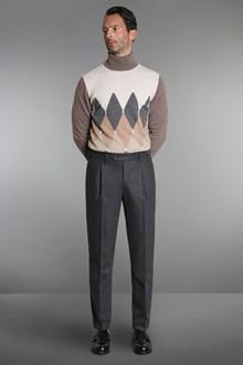 Ballantyne Pantalone classico con pinces