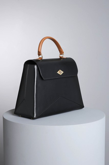 "Ballantyne Black ""Diamond"" bag"
