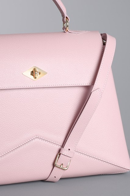 "Ballantyne Pink ""Diamond"" bag"