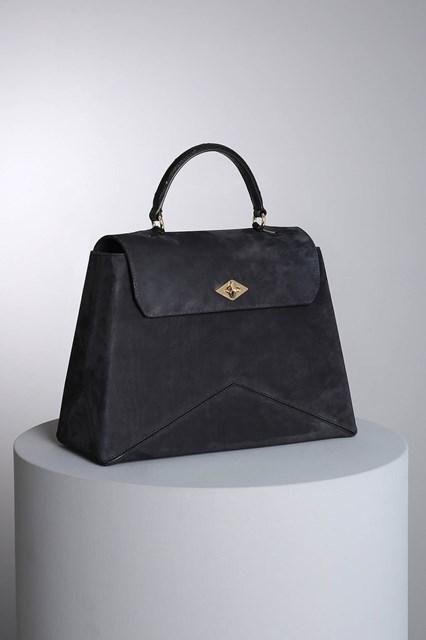 "Ballantyne ""Diamond"" black bag"