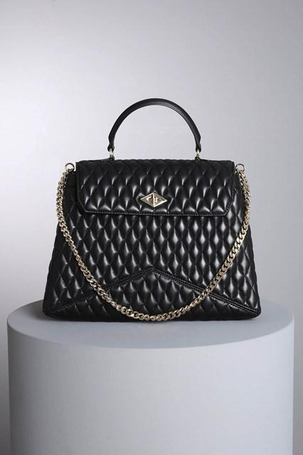 """Ballantyne """"Diamond"""" nappa leather bag"""