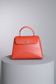 "Ballantyne Borsa ""Diamond"" color mandarino"