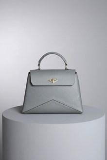 "Ballantyne ""Diamond"" steel color bag"
