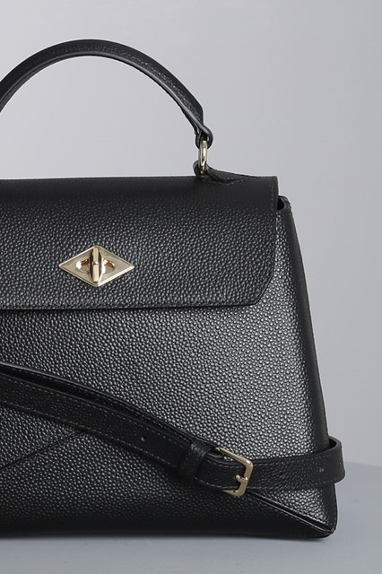 "Ballantyne ""Diamond"" black bag"
