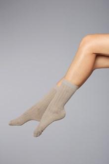 Ballantyne Lurex women socks
