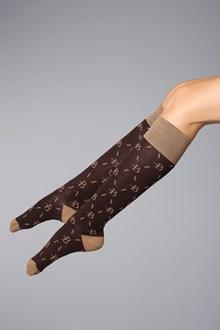 Ballantyne Monogram woman socks