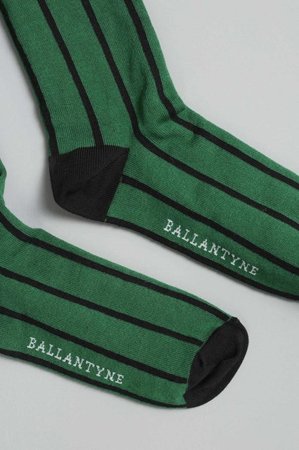 Ballantyne Tiger men socks