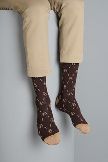 Ballantyne Men monogram socks