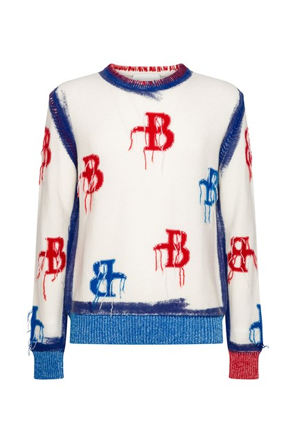 Ballantyne Lab Calendar January man sweater