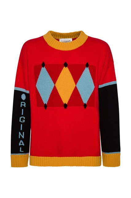 Ballantyne Lab Calendar November man sweater