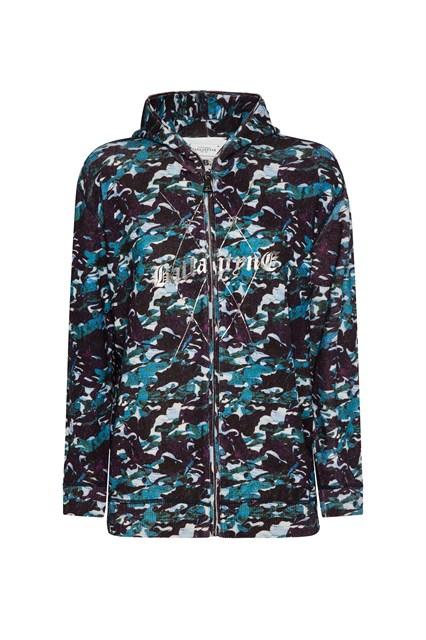 Ballantyne Lab Calendar March man hoodie
